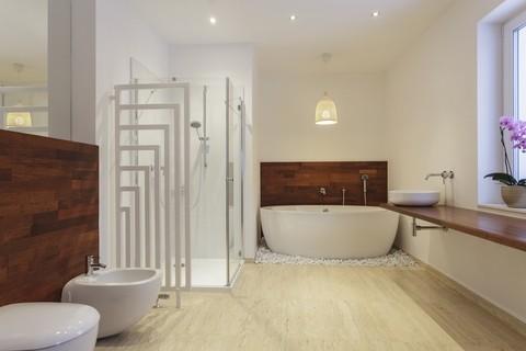 Luxus im Luxus-Badezimmer